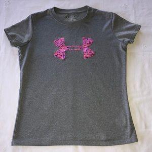 Under Armour girls t-shirt